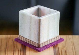 Teelicht Sölker-Marmor